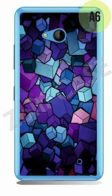Etui Zolti Ultra Slim Case - Lumia 640 - Abstract - Wzór A6