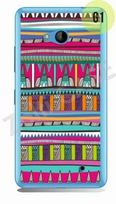 Etui Zolti Ultra Slim Case - Lumia 640 - Girls Stuff - Wzór G1