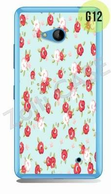 Etui Zolti Ultra Slim Case - Lumia 640 - Girls Stuff - Wzór G12