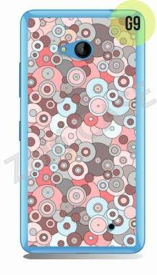 Etui Zolti Ultra Slim Case - Lumia 640 - Girls Stuff - Wzór G9
