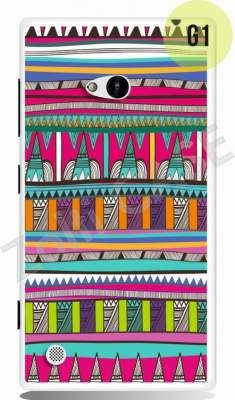 Etui Zolti Ultra Slim Case - Lumia 720 - Girls Stuff - Wzór G1