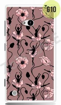 Etui Zolti Ultra Slim Case - Lumia 720 - Girls Stuff - Wzór G10