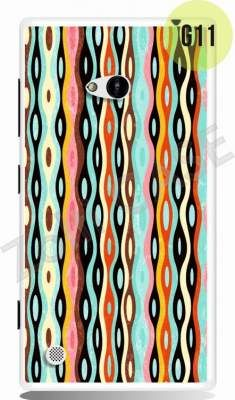 Etui Zolti Ultra Slim Case - Lumia 720 - Girls Stuff - Wzór G11