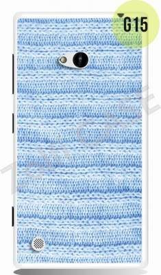Etui Zolti Ultra Slim Case - Lumia 720 - Girls Stuff - Wzór G15