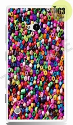 Etui Zolti Ultra Slim Case - Lumia 720 - Girls Stuff - Wzór G3