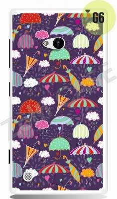 Etui Zolti Ultra Slim Case - Lumia 720 - Girls Stuff - Wzór G6