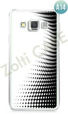 Etui Zolti Ultra Slim Case - Samsung Galaxy A3 - Abstract - Wzór A14