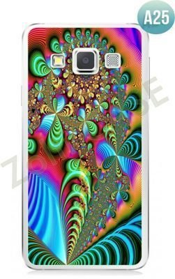 Etui Zolti Ultra Slim Case - Samsung Galaxy A3 - Abstract - Wzór A25