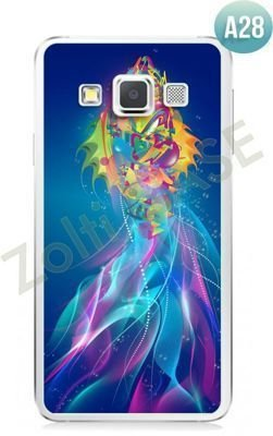 Etui Zolti Ultra Slim Case - Samsung Galaxy A3 - Abstract -Wzór  A28