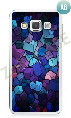 Etui Zolti Ultra Slim Case - Samsung Galaxy A3 - Abstract - Wzór A6
