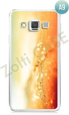 Etui Zolti Ultra Slim Case - Samsung Galaxy A3 - Abstract - Wzór A9