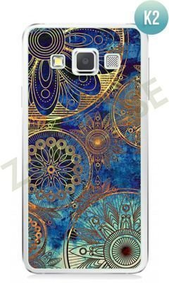 Etui Zolti Ultra Slim Case - Samsung Galaxy A3 - Colorfull- Wzór K2