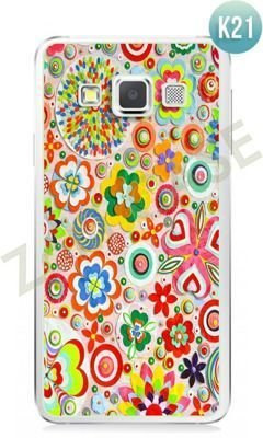 Etui Zolti Ultra Slim Case - Samsung Galaxy A3 - Colorfull - Wzór K21