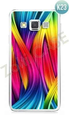 Etui Zolti Ultra Slim Case - Samsung Galaxy A3 - Colorfull - Wzór K23