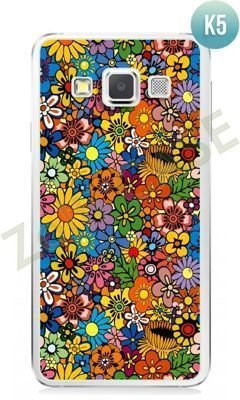 Etui Zolti Ultra Slim Case - Samsung Galaxy A3 - Colorfull - Wzór K5