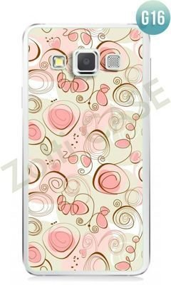 Etui Zolti Ultra Slim Case - Samsung Galaxy A3 - Girls Stuff - Wzór G16