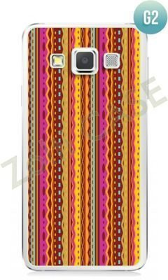 Etui Zolti Ultra Slim Case - Samsung Galaxy A3 - Girls Stuff - Wzór G2