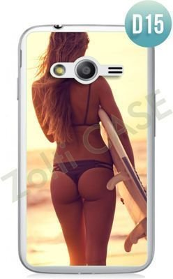 Etui Zolti Ultra Slim Case - Samsung Galaxy Ace 4 - Erotic - Wzór D15