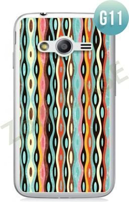 Etui Zolti Ultra Slim Case - Samsung Galaxy Ace 4 - Girls Stuff - Wzór G11