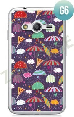 Etui Zolti Ultra Slim Case - Samsung Galaxy Ace 4 - Girls Stuff - Wzór G6