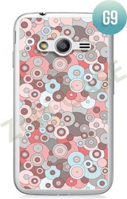 Etui Zolti Ultra Slim Case - Samsung Galaxy Ace 4 - Girls Stuff - Wzór G9