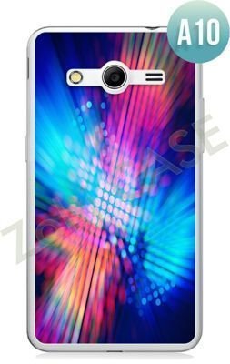 Etui Zolti Ultra Slim Case - Samsung Galaxy Core 2 - Abstract - Wzór A10