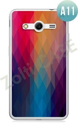 Etui Zolti Ultra Slim Case - Samsung Galaxy Core 2 - Abstract - Wzór A11