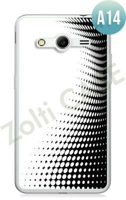 Etui Zolti Ultra Slim Case - Samsung Galaxy Core 2 - Abstract - Wzór A14