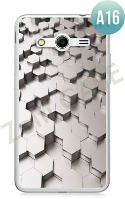 Etui Zolti Ultra Slim Case - Samsung Galaxy Core 2 - Abstract - Wzór A16