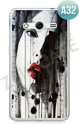 Etui Zolti Ultra Slim Case - Samsung Galaxy Core 2 - Abstract - Wzór A32