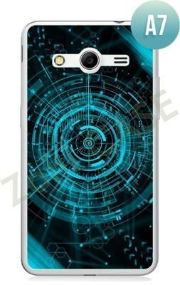 Etui Zolti Ultra Slim Case - Samsung Galaxy Core 2 - Abstract - Wzór A7