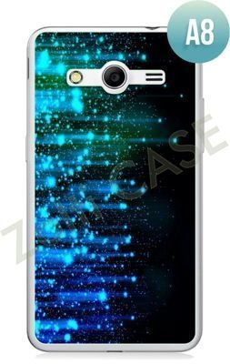 Etui Zolti Ultra Slim Case - Samsung Galaxy Core 2 - Abstract - Wzór A8
