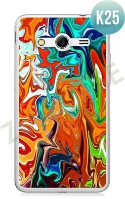 Etui Zolti Ultra Slim Case - Samsung Galaxy Core 2 - Colorfull - Wzór K25