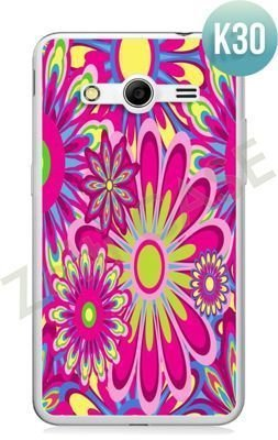 Etui Zolti Ultra Slim Case - Samsung Galaxy Core 2 - Colorfull - Wzór K30