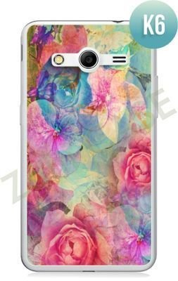 Etui Zolti Ultra Slim Case - Samsung Galaxy Core 2 - Colorfull - Wzór K6