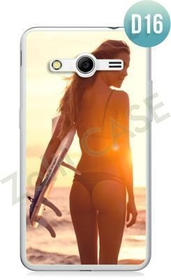 Etui Zolti Ultra Slim Case - Samsung Galaxy Core 2 - Erotic - Wzór D16