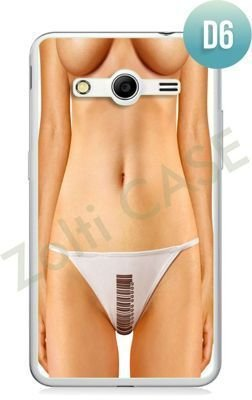 Etui Zolti Ultra Slim Case - Samsung Galaxy Core 2 - Erotic - Wzór D6