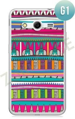 Etui Zolti Ultra Slim Case - Samsung Galaxy Core 2 - Girls Stuff - Wzór G1