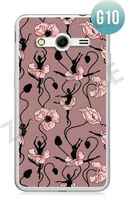Etui Zolti Ultra Slim Case - Samsung Galaxy Core 2 - Girls Stuff - Wzór G10