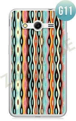Etui Zolti Ultra Slim Case - Samsung Galaxy Core 2 - Girls Stuff - Wzór G11