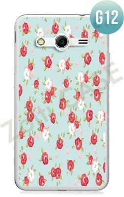 Etui Zolti Ultra Slim Case - Samsung Galaxy Core 2 - Girls Stuff - Wzór G12