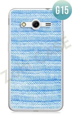 Etui Zolti Ultra Slim Case - Samsung Galaxy Core 2 - Girls Stuff - Wzór G15