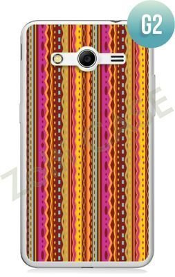 Etui Zolti Ultra Slim Case - Samsung Galaxy Core 2 - Girls Stuff - Wzór G2