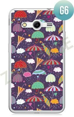 Etui Zolti Ultra Slim Case - Samsung Galaxy Core 2 - Girls Stuff - Wzór G6