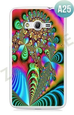 Etui Zolti Ultra Slim Case - Samsung Galaxy Core LTE - Abstract - Wzór A25