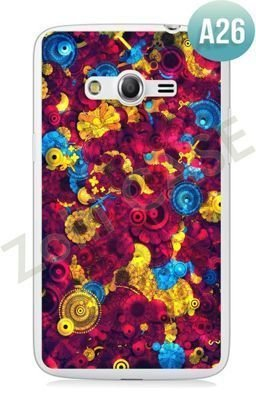 Etui Zolti Ultra Slim Case - Samsung Galaxy Core LTE - Abstract - Wzór A26