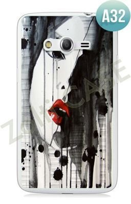 Etui Zolti Ultra Slim Case - Samsung Galaxy Core LTE - Abstract - Wzór A32