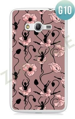 Etui Zolti Ultra Slim Case - Samsung Galaxy Core LTE - Girls Stuff - Wzór G10