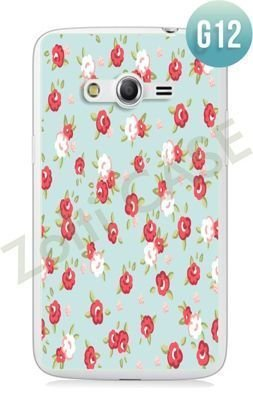 Etui Zolti Ultra Slim Case - Samsung Galaxy Core LTE - Girls Stuff - Wzór G12
