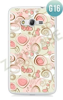 Etui Zolti Ultra Slim Case - Samsung Galaxy Core LTE - Girls Stuff - Wzór G16